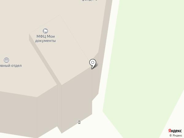 Музей истории Красноярского района на карте Красного Яра