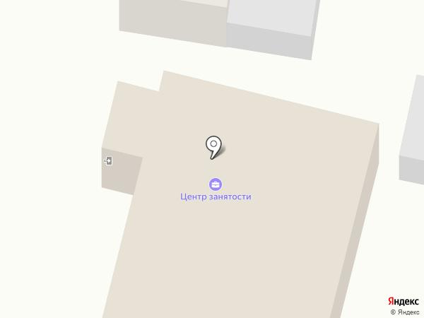 Центр занятости населения муниципального района Красноярский на карте Красного Яра