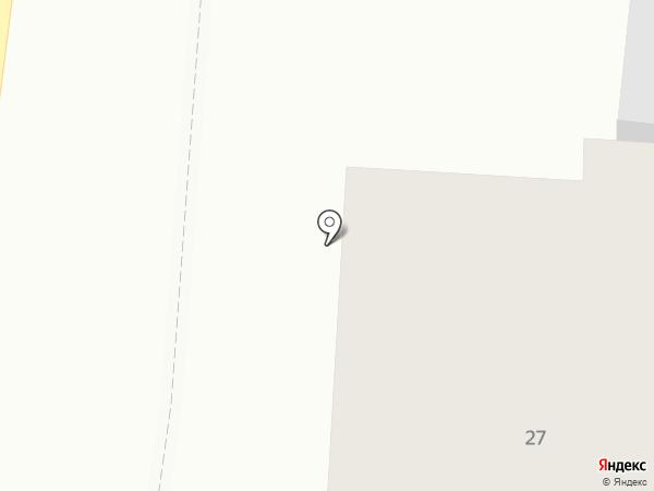 Магазин мяса на карте Красного Яра