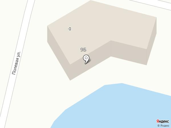 Фабрика качества на карте Красного Яра