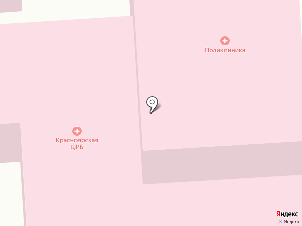 Аскомед на карте Красного Яра