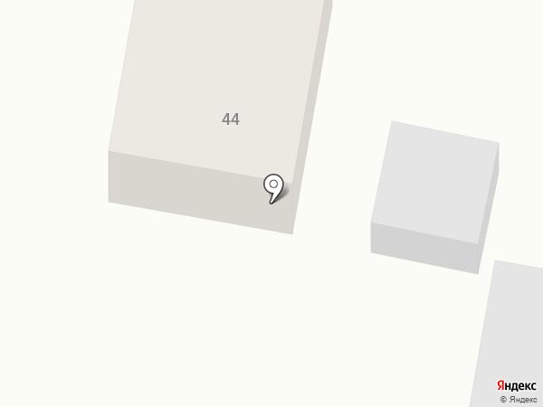 Ргб-дизайн на карте Красного Яра