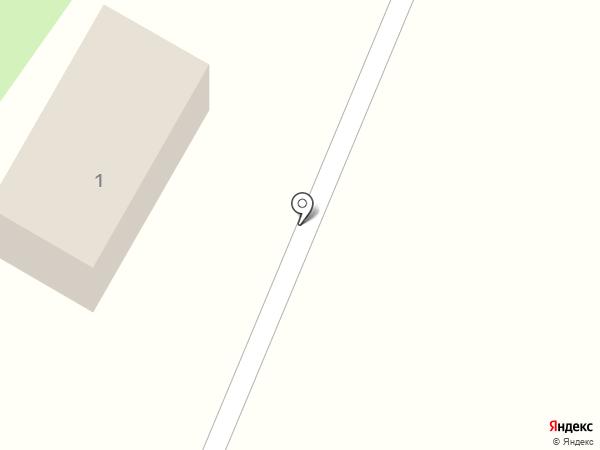 Лилия на карте Красного Яра