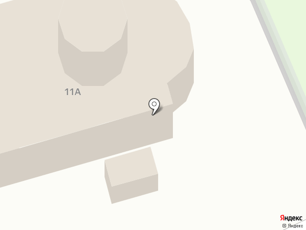 Храм во имя Святителя Николая Чудотворца на карте Смышляевки