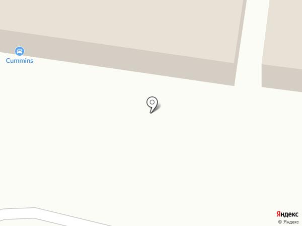 Евротент на карте Спутника