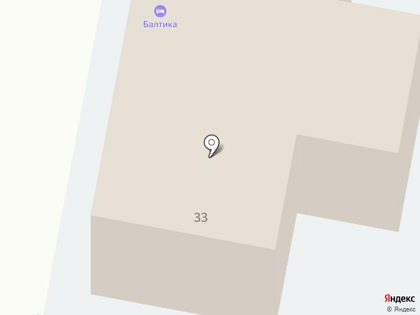 Шиномонтажная мастерская на карте Алексеевки