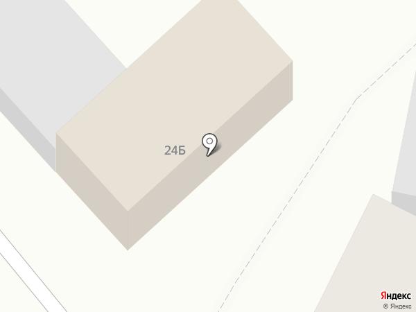 Сытый папа на карте Алексеевки