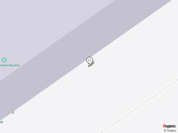 Средняя общеобразовательная школа №4 на карте Алексеевки