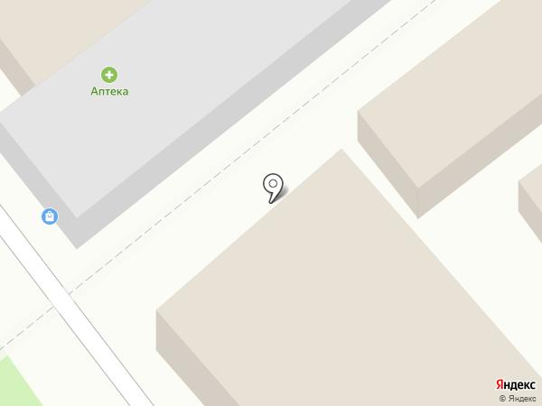 Мастерская на карте Алексеевки