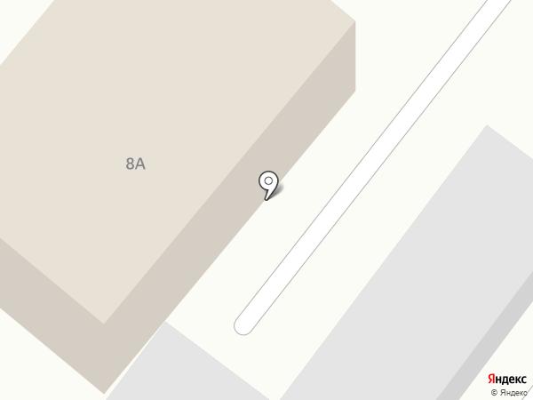 Ремонтная мастерская на карте Алексеевки