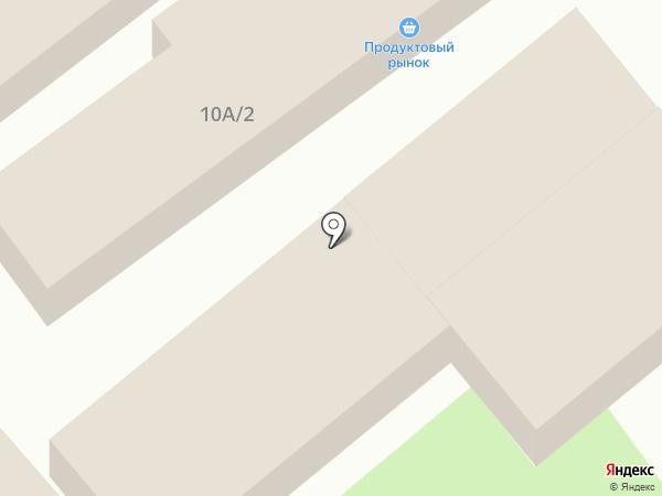 Стиль на карте Алексеевки