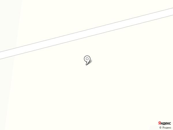Автостоянка на карте Рощинского