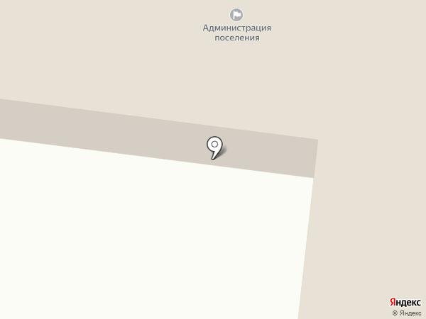 Администрация городского поселения Рощинский на карте Рощинского