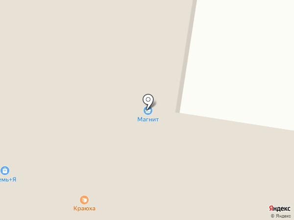 Горилка на карте Рощинского