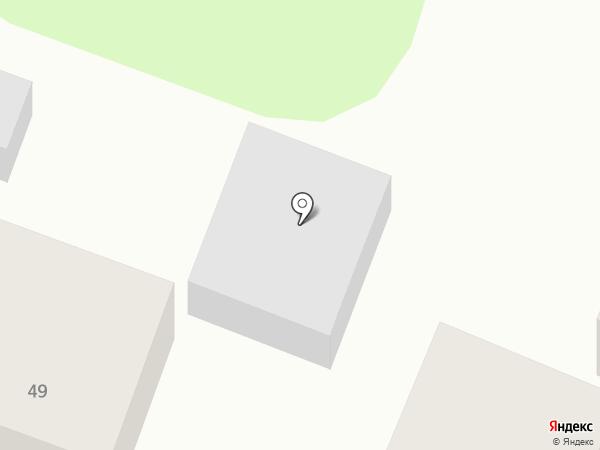 Магнит на карте Алексеевки