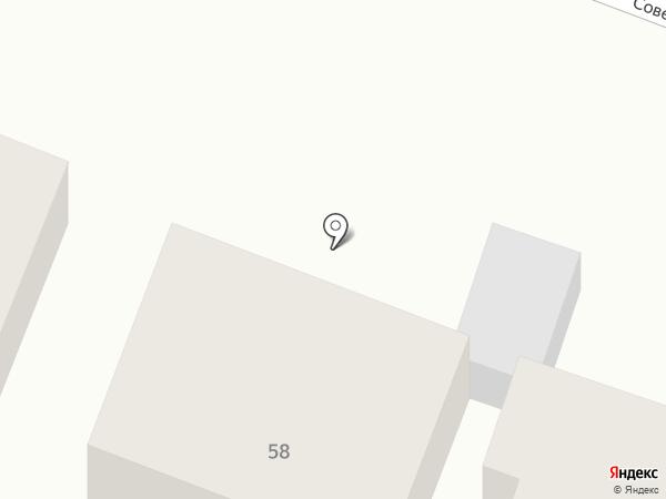 ЖКС на карте Алексеевки