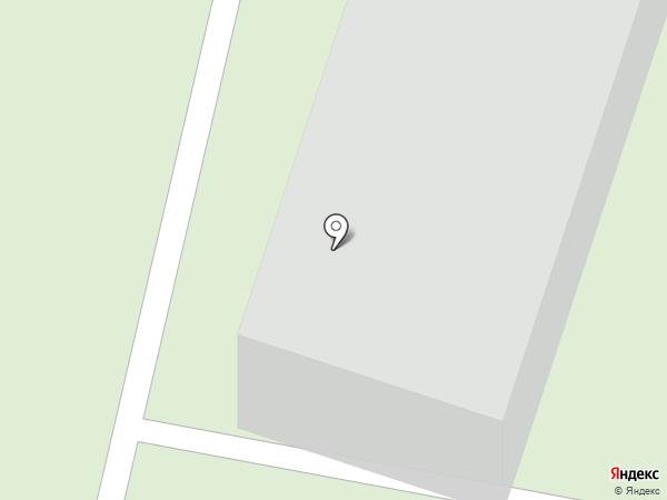 Верхнечовское кладбище на карте Сыктывкара