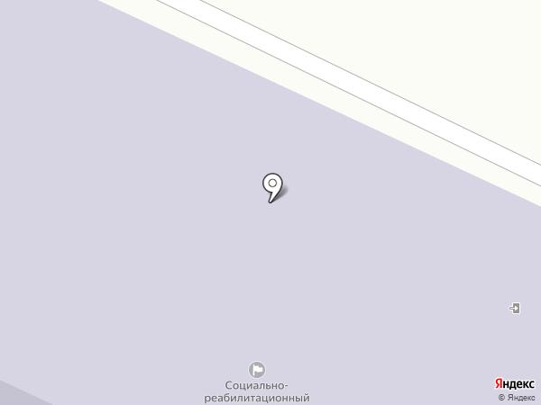 Социально-реабилитационный центр для несовершеннолетних г. Сыктывкара на карте Сыктывкара