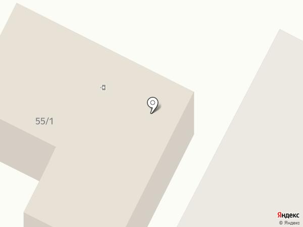 Светлячок на карте Сыктывкара