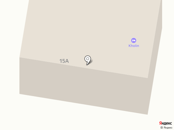 KHOLIN-HOTEL на карте Выльгорта