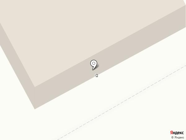 Баня №5 на карте Сыктывкара
