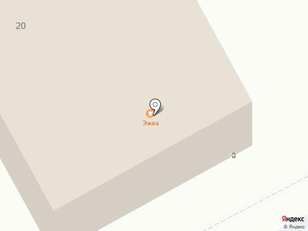 Высокое напряжение на карте Сыктывкара