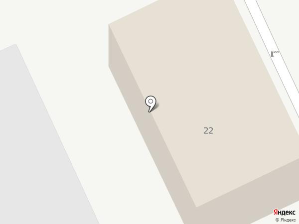 АКБЗ ЗАРЯД на карте Сыктывкара