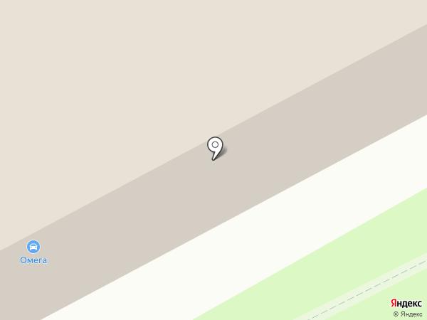 Магазин автозапчастей для ВАЗ, Daewoo на карте Сыктывкара