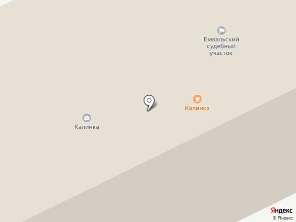 Антей на карте Сыктывкара