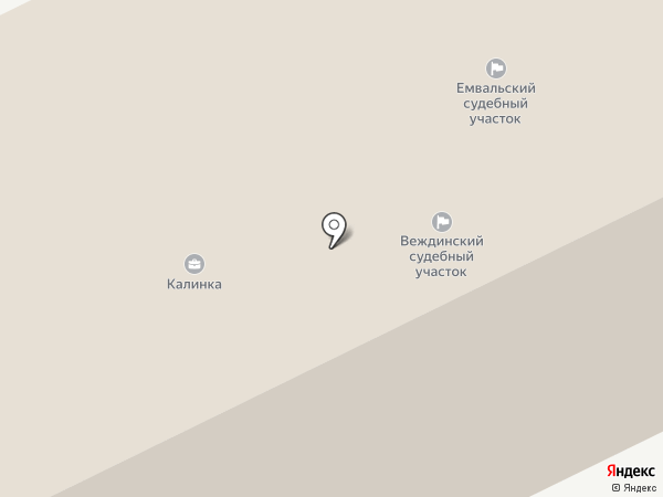 РосПрава на карте Сыктывкара
