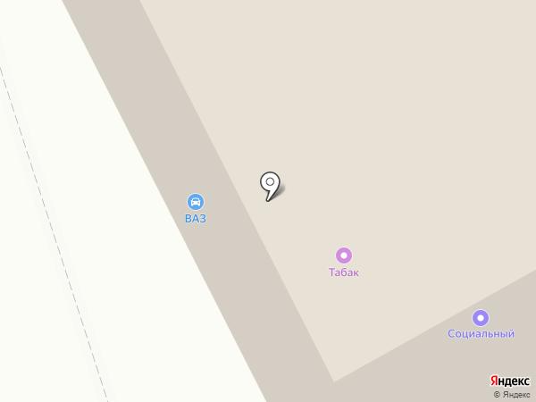 11 миля на карте Сыктывкара
