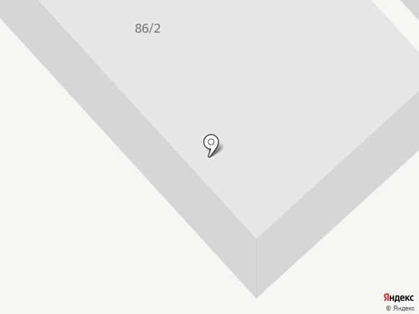 Парма Форест на карте Сыктывкара