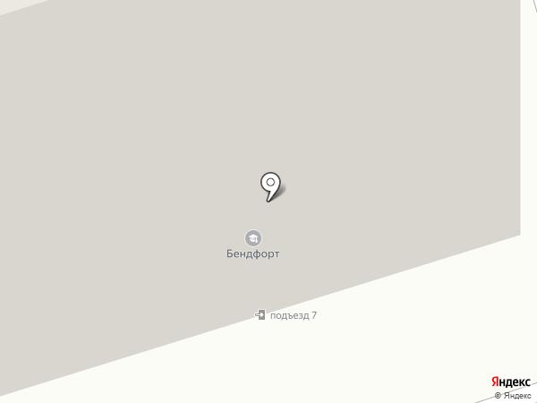 Славы 35, ТСЖ на карте Сыктывкара