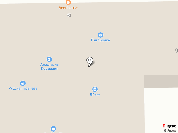 ANASTASIA KORDELIA на карте Сыктывкара