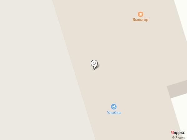 Домовёнок на карте Сыктывкара