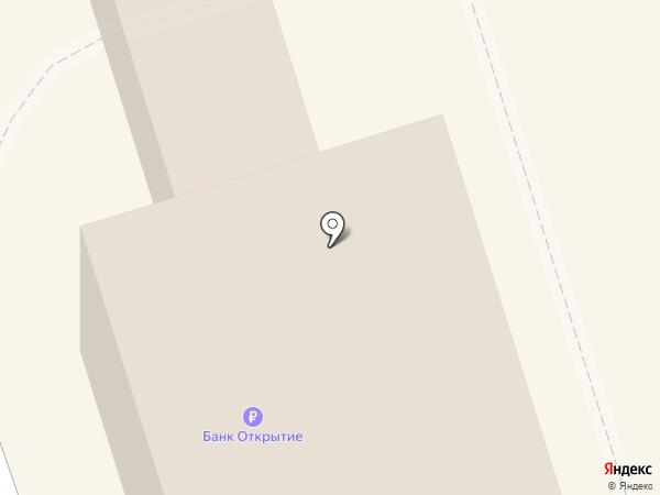 Тропикано на карте Сыктывкара
