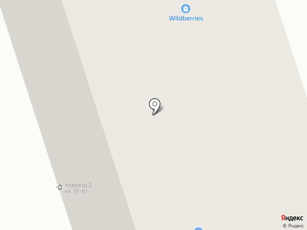 Проспект Бумажников-44, ТСЖ на карте Сыктывкара