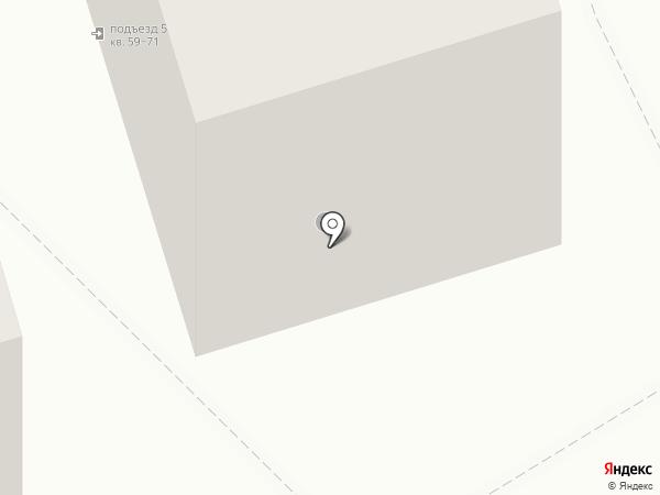 Эжвинская детская художественная школа на карте Сыктывкара