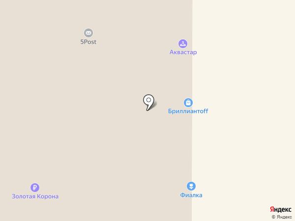 Корона на карте Сыктывкара