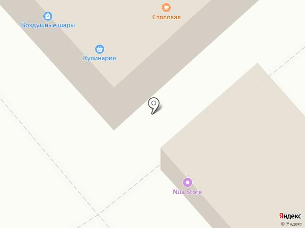 Дунькина радость на карте Сыктывкара