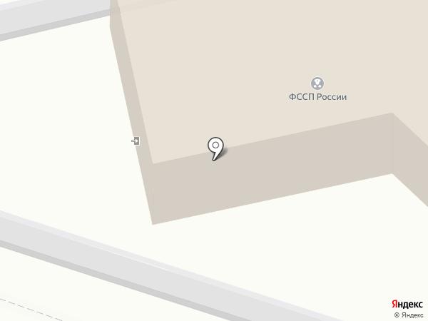 Отдел судебных приставов по Эжвинскому району г. Сыктывкара на карте Сыктывкара