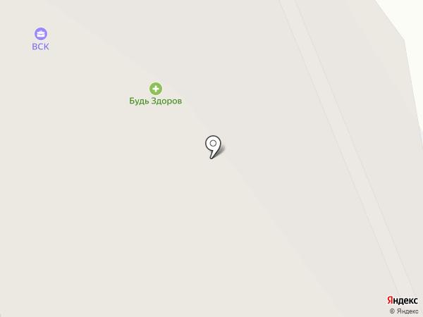 Наша аптека на карте Сыктывкара