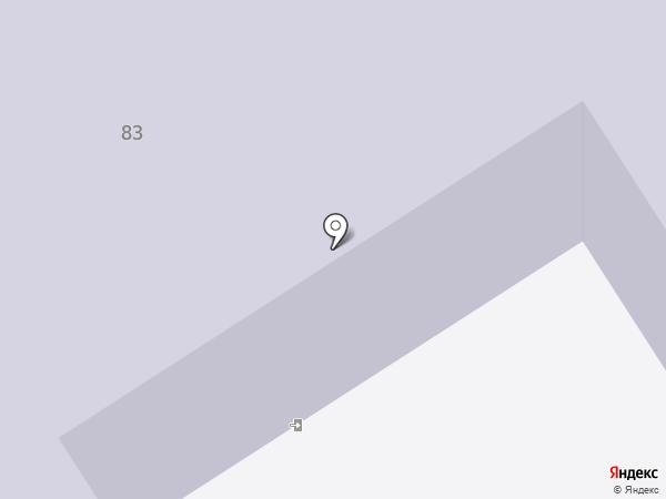 Выльгортская средняя общеобразовательная школа №2 на карте Выльгорта