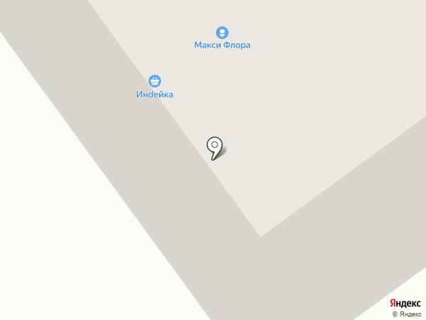 Автономный Дом на карте Выльгорта