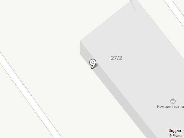 Грузподъемспецтехника-Сыктывкар на карте Сыктывкара
