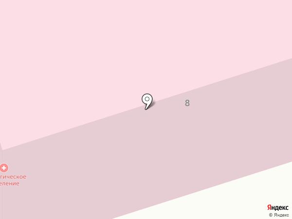 Сыктывдинская центральная районная больница на карте Выльгорта