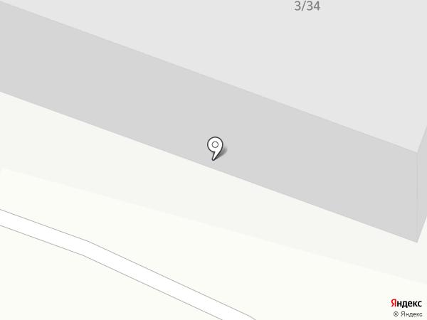 Сартас, ЗАО на карте Сыктывкара