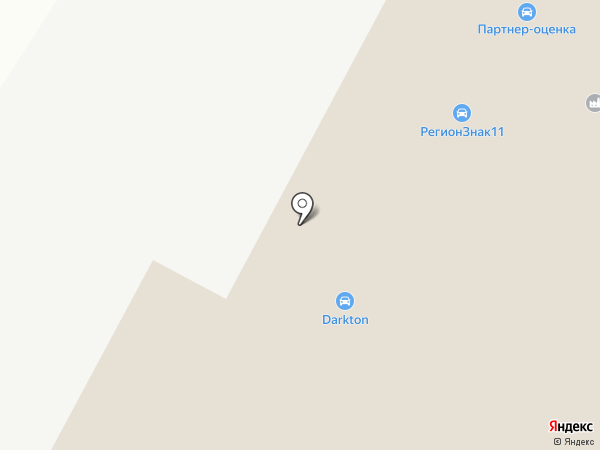 КИТ-Авто на карте Сыктывкара