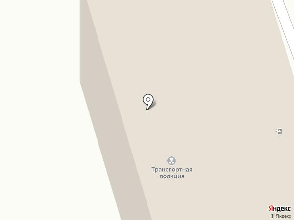 Сыктывкарское линейное Управление МВД РФ на транспорте на карте Сыктывкара