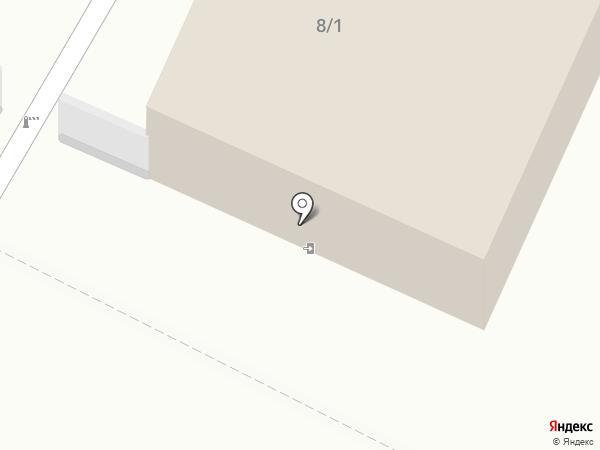 Арно на карте Сыктывкара